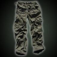 CARGO PANTS,HV030 GRAY