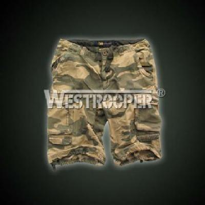 BIG GAME VINTAGE CARGO PANTS SHORT