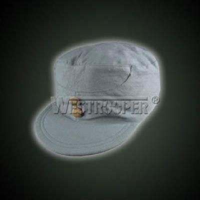 Chinese army summer grey cap