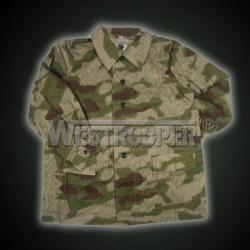 tan & water camo Luftwaffe field coat