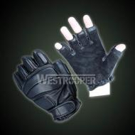 ARCHER LEATHER GLOVES-HALF