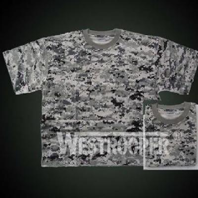 ARMY SHIRT IN DIGIT GRAY