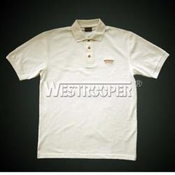 BASIC POLO SHIRT IN BEIGE