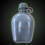 US style ABS water bottle