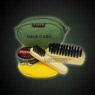 Shoes polish care set