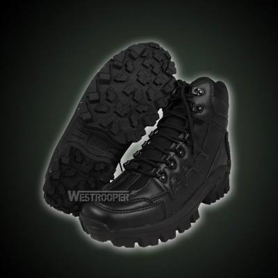 Tactical Boots 70-1704B Black Super Fiber Boots