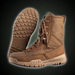 TACTICAL COW SUEDE LEATHER BOOTS 70-1591
