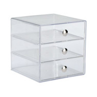 Acrylic 3-tier Drawers