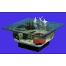 Aquarium Table Basse