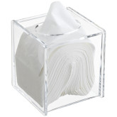 Acrylic Clear Napkin Paper Boxes Tissue box