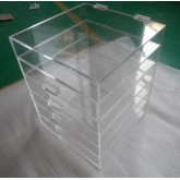 acrylic storage drawer organizer