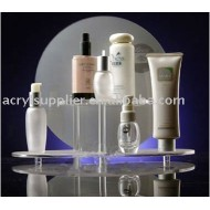 Acrylic Make Up Organizers dispaly