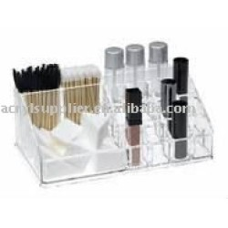 acrylic cosmetics display