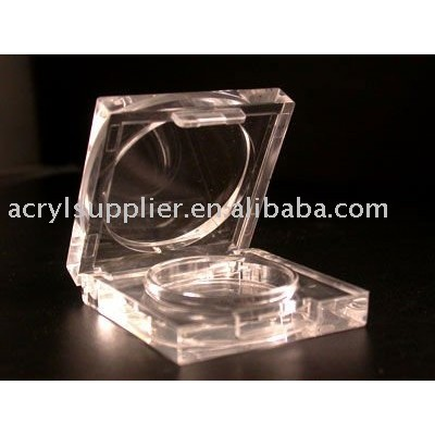 high transparency acrylic cosmetic case