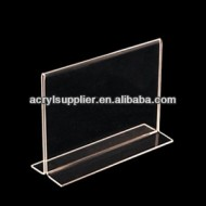 acrylic tabletop stand