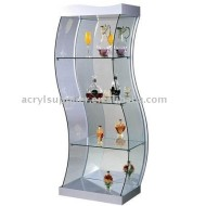 acrylic display stand shelf for home & shop
