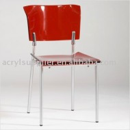 Modernred Acrylic Dining Chair New Chairs