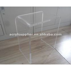 Clear acrylic dining chairs/acrylic room chairs