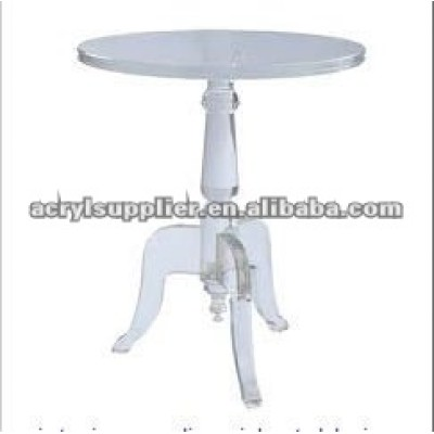 Good material acrylic coffee table for home or hotel