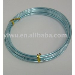Colored Aluminum Wire/Colored Wire/enameled aluminium wire