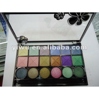 plate eye shadow