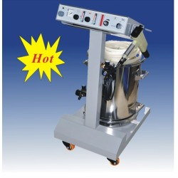 top powder painting system