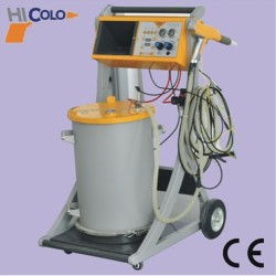 COLO newest  powder coating machine