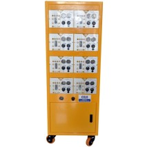 Powder Coating Control Unit Cabint