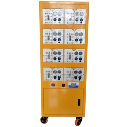 automatic powder coating machine controller