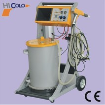 intelligent powder coating machine