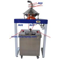 automatic powder coating equipment-seieve equipment
