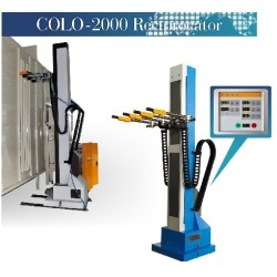automatic powder coating system-recipractor