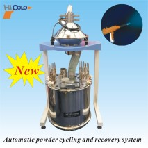 Recovery Powder Hopper