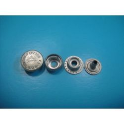 Metal Press Snap Button Metal Press Fastener
