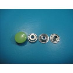Plastic Press Snap Button Plastic Press Fastener