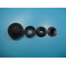 Plastic Spring Snap Button Plastic Press Snap Fastener