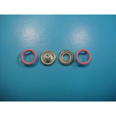 Paint Ring Snap Button Paint Prong Type Snap Button