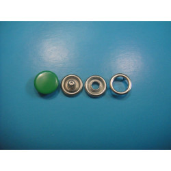 Paint Cap Ring Snap Button Paint  Cap Prong Type Snap Button
