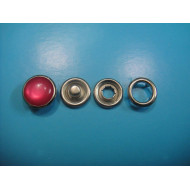 Fashion Pearl Snap Fastener Prong Snap Fastener