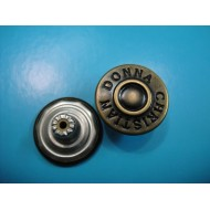 Custom Jeans Rivets Buttons