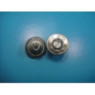 Fashion Jeans Fastener Buttons