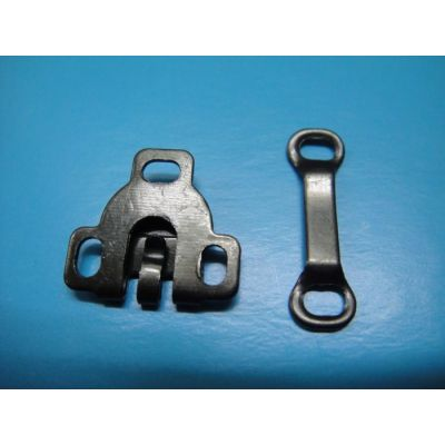 Adjustable Stainless Steel Trousers Hook and Eye AVV-H018