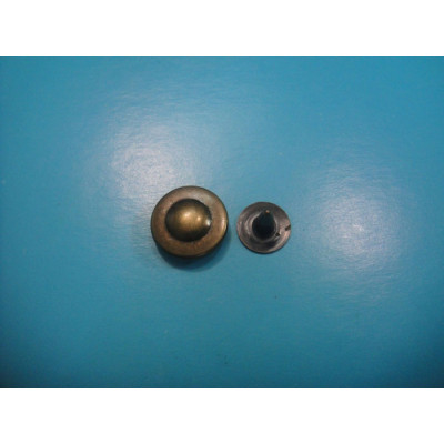 Leather Craft Rivet Buttons Studs Rivet Nail