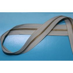 #3 Metal long chain zipper AVV-MZ015