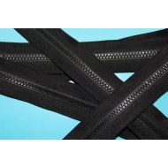 #8 resin long chain zipper  AVV-RZ010
