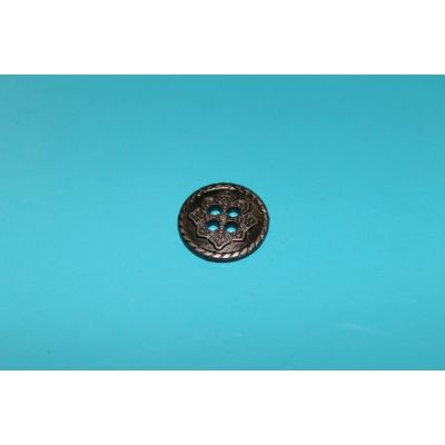 Zinc Alloy Sewing Button ( AVV-K005)
