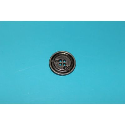 Zinc Alloy Sewing Button ( AVV-K008)