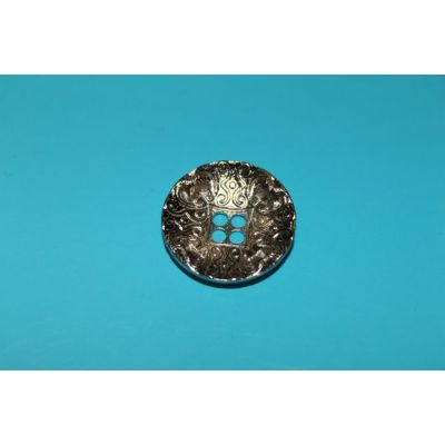 Zinc Alloy Sewing Button ( AVV-K011)