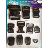 Plastic Insert bUckle for Bgas