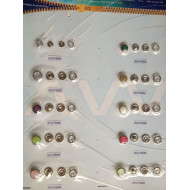 Fashion Pearl Snap Fasteners